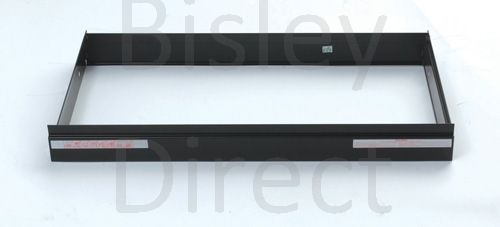 5. Bisley Roll out filing frame  for CST,  AST & Essentials range ROSFF Smooth black