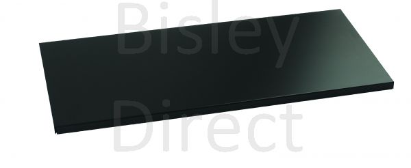 6. Bisley System roll out Shelf for 1200mm wide Tambour units. BIT12RSPS-Black